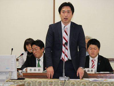 平成28年中野区議会(第1回定例会)予算特別委員会総括質疑議事録を公開しました。