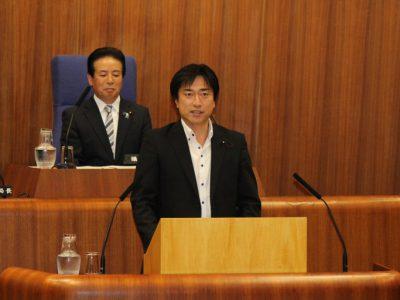 平成28年中野区議会(第2回定例会)本会議一般質問議事録を公開しました。
