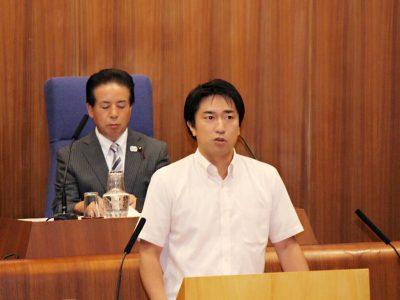 平成28年中野区議会(第3回定例会)本会議一般質問議事録を公開しました。