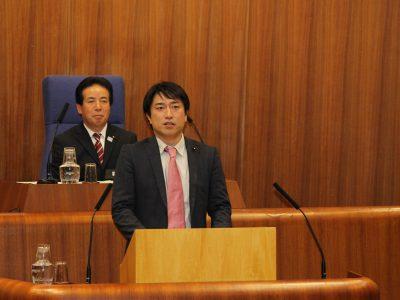 平成28年中野区議会(第4回定例会)本会議一般質問議事録を公開しました。